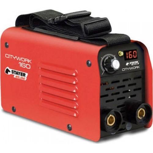 Ηλεκτροκόλληση Inverter Stayer CityWork 160